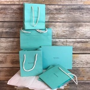 Tiffany and Co. Packaging Bundle